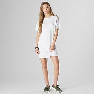 NWT Sperry White T-Shirt Dress Size XS